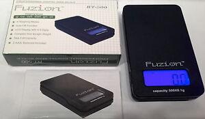 Fuzion-Mini-Digital-Pocket-Scale-500g-1LB-x-0-1-RT-500-Black-Truly-Small-Scale