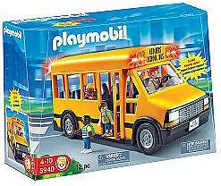 Playmobil-School-Set-5940-School-Bus