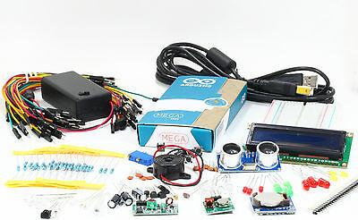 Starter Kit Pro with Arduino Mega 2560 - Genuine Arduino Mega 2560 included!