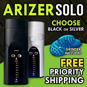 2016-Arizer-Solo-with-FREE-1-3-day-Shipping-Grinder-Brand-new-portable