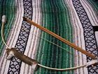 Wolf Manufacturing Kids Carved Wolf Tribal Bow and Arrow Hunting Archery