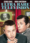 Ultra Rare Televison: The Maury Amsterdam Show and the George Gobel Show (DVD, 2012)