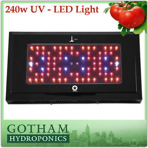 New-2012-240w-Lighthouse-Hydro-BlackStar-LED-Grow-light-Flowering-3W-LED-039-s