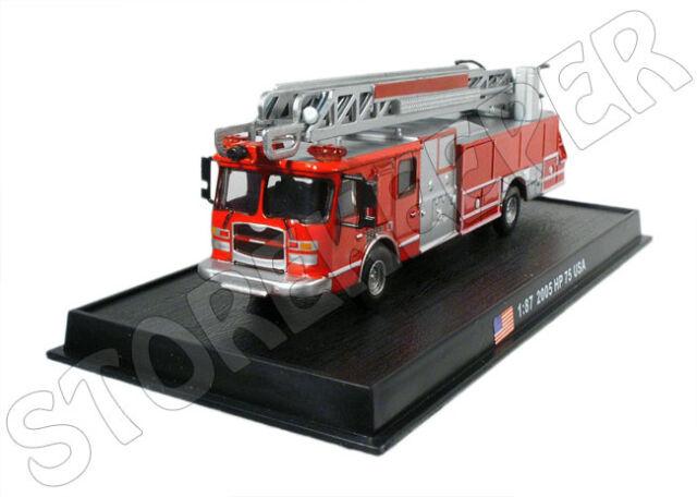 Fire Truck  2005  HP 75 USA - 1:87