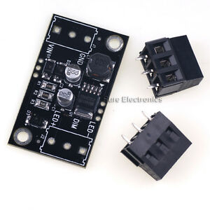 5w-LED-Lighting-Driver-MBI6651-Constant-Current-1A-Step-down-DC-DC