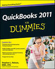 QuickBooks 2011 For Dummies by Stephen L. Nelson (Paperback, 2010)