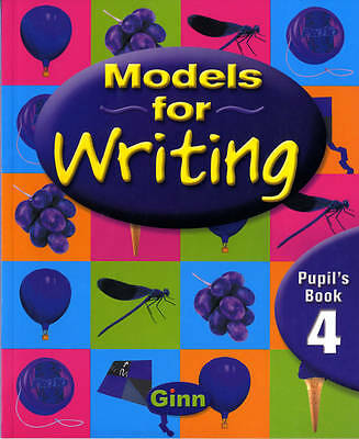 Models for Writing Yr4/P5: Pupil Book, Buckton, Chris, Good Book