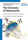 The Chemistry of Heterocycles: Structures, Reactions, Synthesis, and Applications by Siegfried Hauptmann, Theophil Eicher, Andreas Speicher (Paperback, 2012)