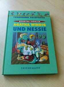 Agatha Windig und Nessie (Buch) - <span itemprop=availableAtOrFrom>Freigericht, Deutschland</span> - Agatha Windig und Nessie (Buch) - Freigericht, Deutschland