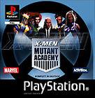 X-Men: Mutant Academy (Sony PlayStation 1, 2000)