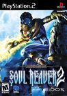 Legacy Of Kain: Soul Reaver 2 (Sony PlayStation 2, 2001, DVD-Box)