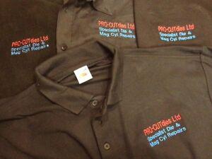 Personalised-Embroidered-WorkWear-2-Polo-Sweatshirt-Hoodie-Fleece-VAT-inc