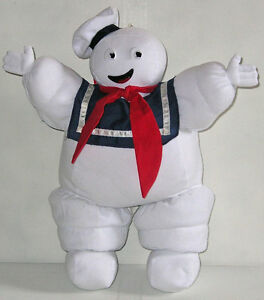 Original-Real-Ghostbusters-Stay-Puft-Marshmallow-Man-Plush-Doll-Figure