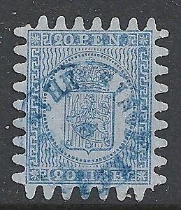 Finland-stamps-1866-MI-8C-CANC-VF