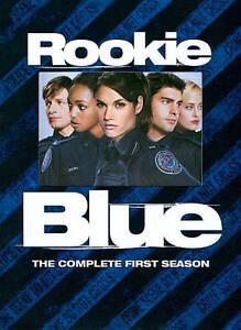 Rookie-Blue-Temporada-1-dvd-2011-Set-De-4-Discos-Nuevo