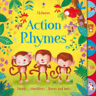 Action Rhymes by Felicity Brooks (Board book, 2011)
