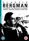 Classic Bergman - It Rains On Our Love/ A Ship Bound For India/ Sawdust And Tinsel/ So Close To Life (DVD, 2012, 5-Disc Set, Box Set)