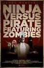 Ninja Versus Pirate Featuring Zombies by James Marshall (Paperback, 2012)
