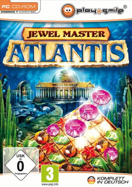 Jewel Master: Atlantis (PC, 2013, DVD-Box)
