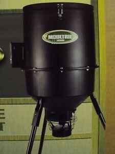 Moultrie-30-Gallon-EZ-Fill-Tripod-Feeder-Turkey-Deer