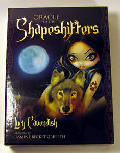 Jasmine-Becket-Griffith-Art-Fairy-Oracle-of-the-Shapeshifters-Tarot-Deck-SIGNED