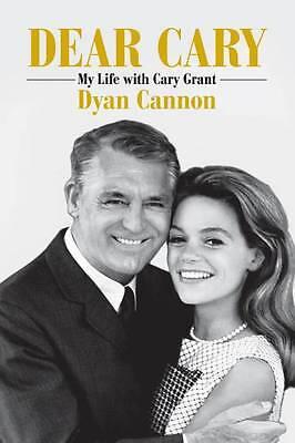"""""""AS NEW"""" Dyan Cannon, Dear Cary Book"""