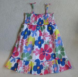 New-Mini-Boden-Strappy-Sun-Dress-2-3-4-5-6-7-8-9-10-Bright-Floral