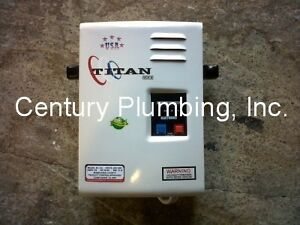 Titan-TANKLESS-Water-HEATERS-Electric-N120-BRAND-NEW