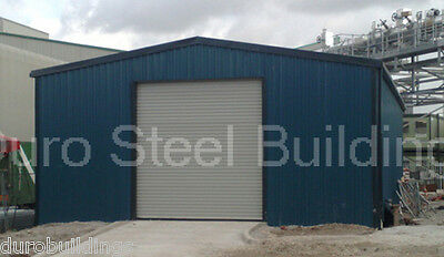 "DuroBEAM Steel 36x40x15 Metal Building Kits ""Residential Dream Garage Home Shop"""