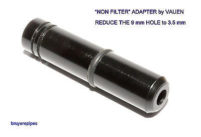 NON FILTER ADAPTER for 9 MM PIPES by VAUEN ** TOP QUALITY **