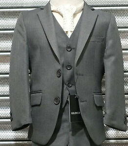 BOYS-FORMAL-3PC-PAGEBOY-SUIT-IN-GREY-PROM-WEDDING-COMMUNION-DINNER-OCCASION