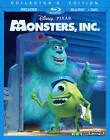 Monsters, Inc. (Blu-ray/DVD, 2013, 3-Disc Set)