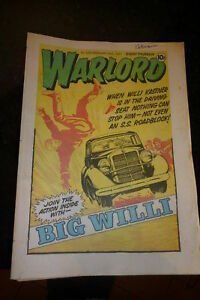 WARLORD-Comic-Issue-336-Date-28-02-1981-UK-Paper-Comic