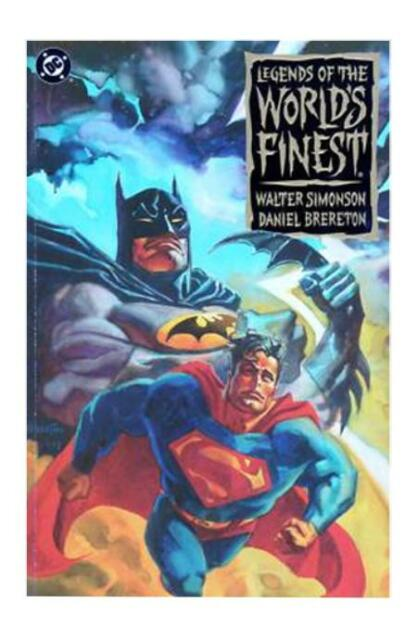 Legends of the World's Finest #1 (Feb 1994, DC)