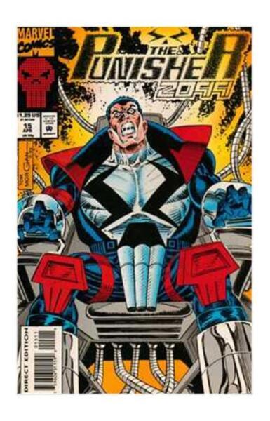 Punisher 2099 #15 (Apr 1994, Marvel) for sale online | eBay