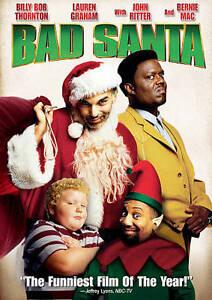 Bad Santa (DVD, 2011)