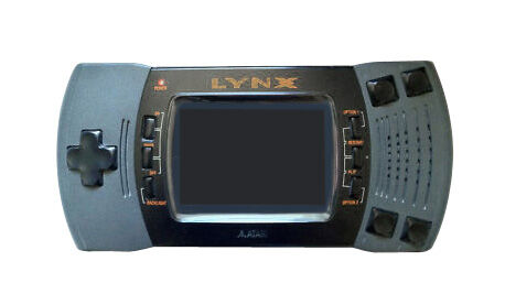 Atari Lynx II Launch Edition Gray Handheld System for sale online | eBay