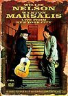 Willie Nelson And Wynton Marsalis - Live From New York City (DVD, 2008)