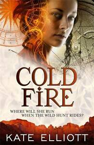 Cold-Fire-Spiritwalker-Book-Two-Elliott-Kate-Used-Good-Book