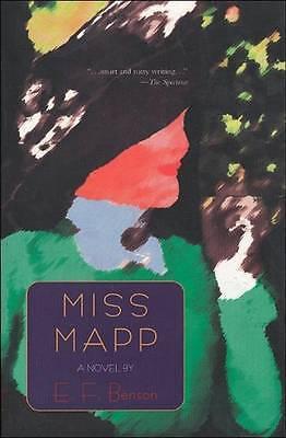 Miss Mapp by Benson, E. F.