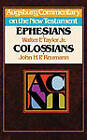 Augsburg Commentary on the New Testament: Ephesians/Colossians by John Reumann, Walter F. Taylor (Paperback, 1959)