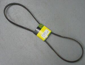 JOHN-DEERE-Genuine-OEM-M88184-Primary-Mower-Belt-38-STX38-Yellow-deck-111-112L