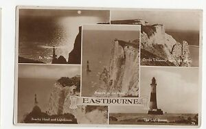 Eastbourne 1938 Multiview RP Postcard A364 - <span itemprop=availableAtOrFrom>Malvern, United Kingdom</span> - IF THE GOODS ARE NOT AS DESCRIBED PLEASE RETURN WITHIN 14 DAYS OF RECEIPT FOR FULL REFUND. Most purchases from business sellers are protected by the Consumer Contract Regulations 2013 whi - Malvern, United Kingdom