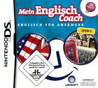 Mein Englisch-Coach: Englisch für Anfänger - Level 1 (Nintendo DS, 2009)