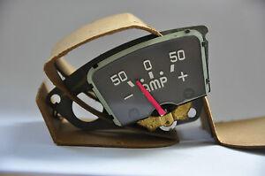 New-Old-Stock-1949-Chrysler-AMP-Gauge-NEW-OLD-STOCK-1257600