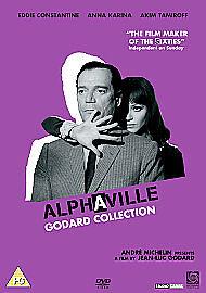 Alphaville (DVD, 2008)
