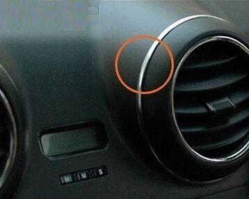 4mm CHROME TRIM MOLDING STRIP INTERIOR CAR STYLING DECORATION - Universal Trim