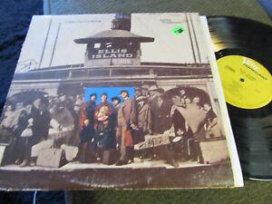 THE-PAUPERS-ELLIS-ISLAND-1968-VERVE-FORECAST-3051-NM-lp