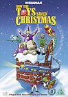 How The Toys Saved Christmas (DVD, 2011)