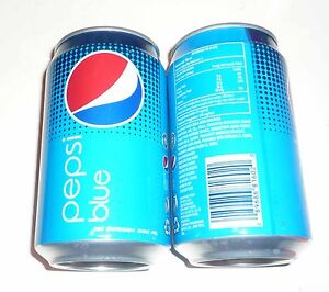 PEPSI-BLUE-can-INDONESIA-Blue-Colour-Collectors-Asia-NEW-Can-330ml